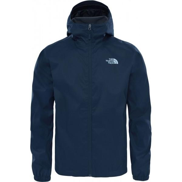 The North Face QUEST JACKET M tmavě modrá XXL - Pánská nepromokavá bunda