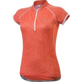 Klimatex RINA - Women's cycling jersey with a sublimation print