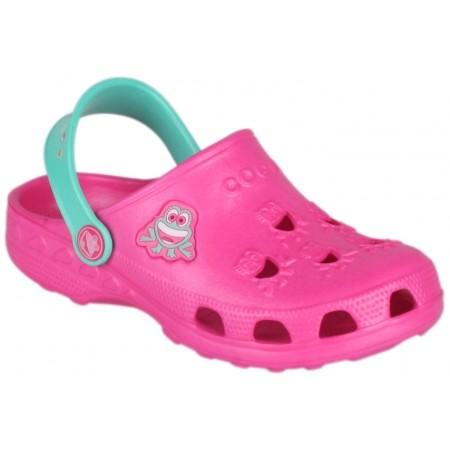 Detské sandále - Coqui LITTLE FROG - 1