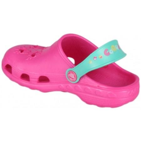 Detské sandále - Coqui LITTLE FROG - 3