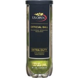 Wilson US OPEN 3 BALL - Piłki tenisowe