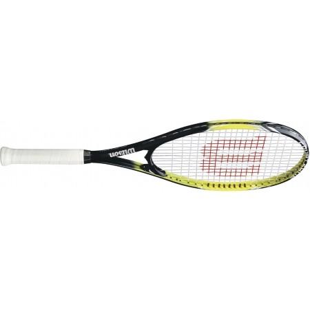 Тенис ракета - Wilson COURT ZONE LITE W/O CVR 3 - 4