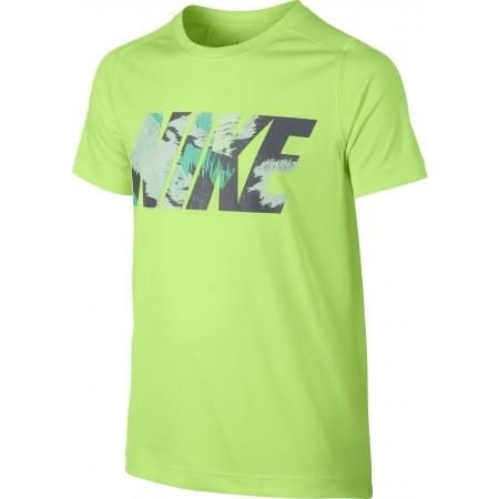 imán fluido aprender  Nike B NK DRY TOP SS LEGACY GFX   sportisimo.com