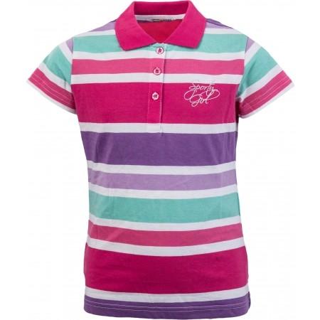 Dívčí polo tričko - Lewro ELEN 140 - 170 - 1