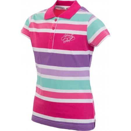 Dívčí polo tričko - Lewro ELEN 140 - 170 - 2