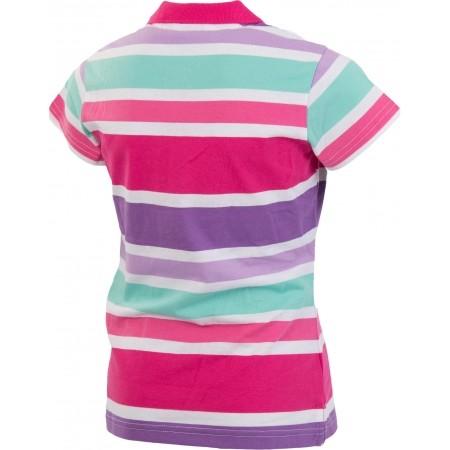 Dívčí polo tričko - Lewro ELEN 140 - 170 - 3