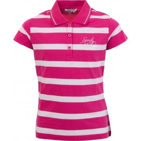 Dívčí polo tričko - Lewro ELEN 140 - 170 - 4