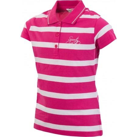 Dívčí polo tričko - Lewro ELEN 140 - 170 - 5