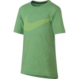 Nike BREATHE TOP SS HYPER GFX - Boys' training T-shirt