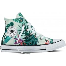 Converse CHUCK TAYLOR ALL STAR Tropical Print - Teniși damă tip bascheți