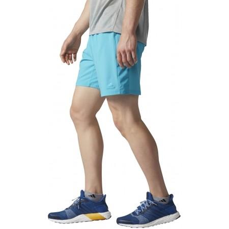 Pánské běžecké kraťasy - adidas SUPERNOVA SHORT M - 4