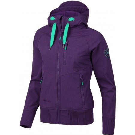 Women s softshell jacket - Willard FIONNA - 3 a1b069697a5
