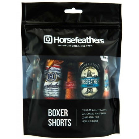 Men's boxers - Horsefeathers SIDNEY BOXER SHORTS - 5