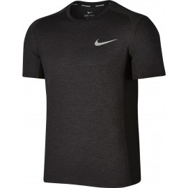 Nike M NK BRTHE MILER TOP SS COOL - Tricou de bărbați
