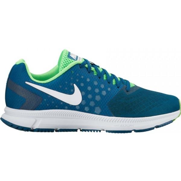 Nike AIR ZOOM SPAN modrá 10 - Pánska bežecká obuv