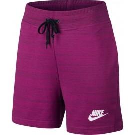 Nike W NSW AV15 SHORT KNT - Women's shorts