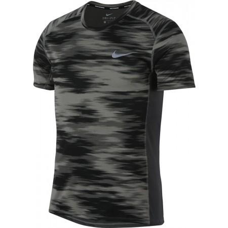 af4b2be502e Pánské běžecké triko - Nike NK DRY MILER TOP SS PR SU M - 1