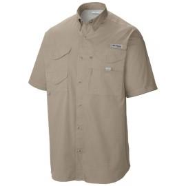 Columbia BONEHEAD - SHORT SLEEVE SHIRT - Pánská košile s krátkým rukávem