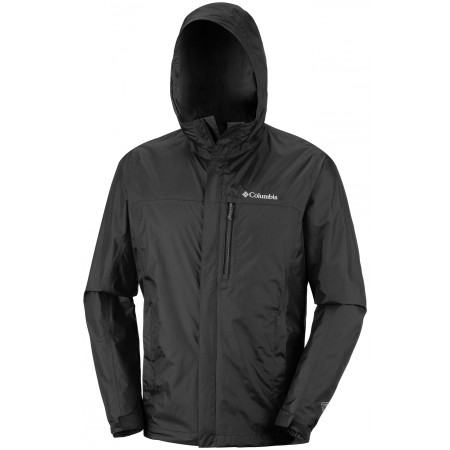 Men's outdoor jacket - Columbia POURING ADVENTURE - 3