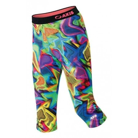 340cf86768b Dívčí fitness kalhoty - Axis FITNESS 3 4 KALHOTY