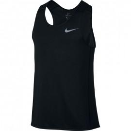 Nike M NK DRY MILER TANK - Men's running T-shirt