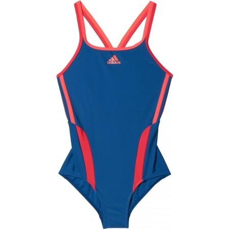 f7bfe11c61 Girls' swimsuit - adidas I INS 1 PCY - 1