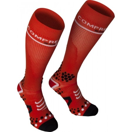 FULL SOCKS V2 – Podkolanówki - Compressport FULL SOCKS V2 - 2