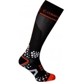 Compressport FULL SOCKS V2 - Knee-high socks