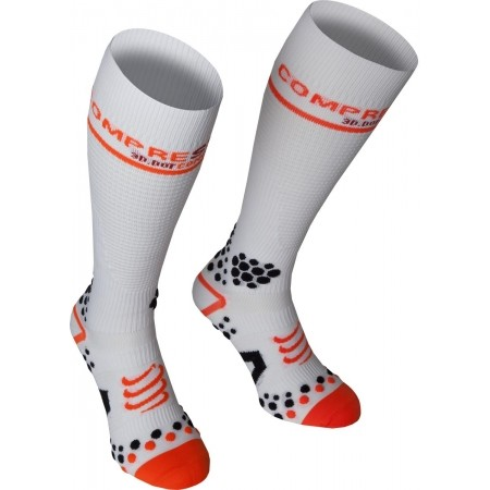 FULL SOCKS V2 – Podkolanówki - Compressport FULL SOCKS V2 - 6