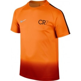 Nike CR7 Y NK DRY SQD TOP SS - Boys' football T-shirt