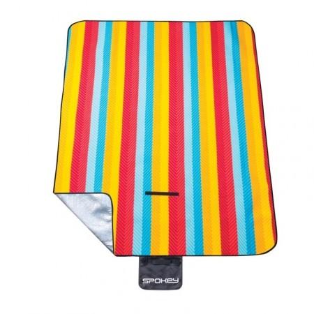 Pătură picnic - Spokey PICNIC GRAIN 150X130 - 1