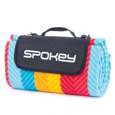 Pătură picnic - Spokey PICNIC GRAIN 150X130 - 3