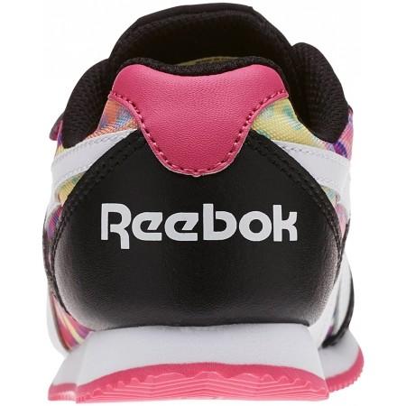 Detská voľnočasová obuv - Reebok ROYAL CLJOG 2GR 2V - 10 47c47e16a3c