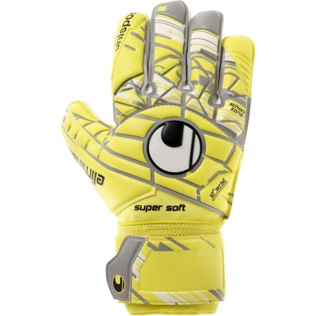 Brankárske rukavice - Uhlsport ELIMINATOR SUPERSOFT - 1
