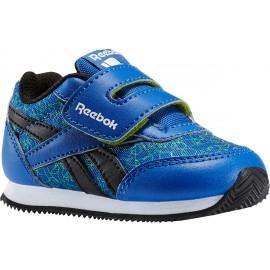Reebok ROYAL CLJOG 2GR KC - Detská voľnočasová obuv