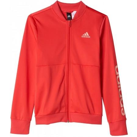 Спортен комплект за момичета - adidas TRACKSUIT POLYESTER - 4