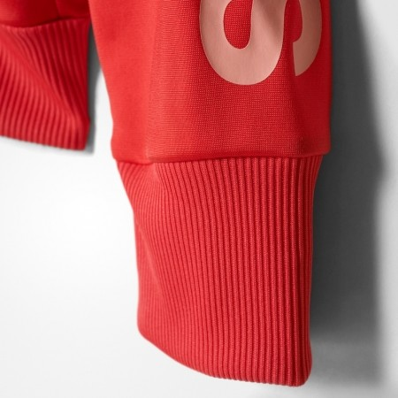 Спортен комплект за момичета - adidas TRACKSUIT POLYESTER - 7