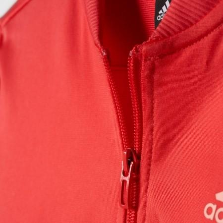 Спортен комплект за момичета - adidas TRACKSUIT POLYESTER - 6