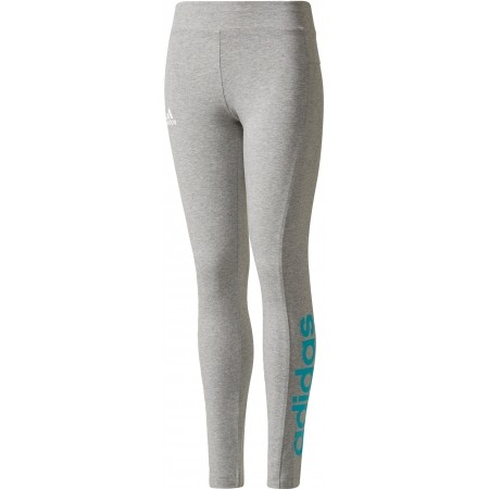 f3b41f052ca75 Girls' leggings - adidas ESSENTIALS LINEAR TIGHT - 1