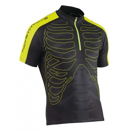 Cycling jersey - Northwave SKELETON JERSEY