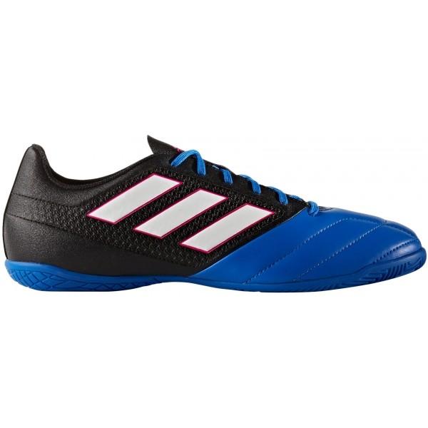 adidas ACE 17.4 IN čierna 6 - Pánska halová obuv