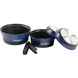 Husky TWELLY - Universal set of dishes