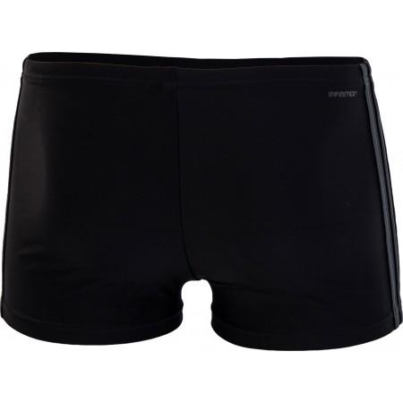 Men's swimming boxers - adidas 3 STRIPES BOXER - 3
