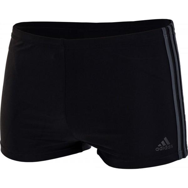 adidas 3 STRIPES BOXER czarny 8 - Bokserki kąpielowe męskie