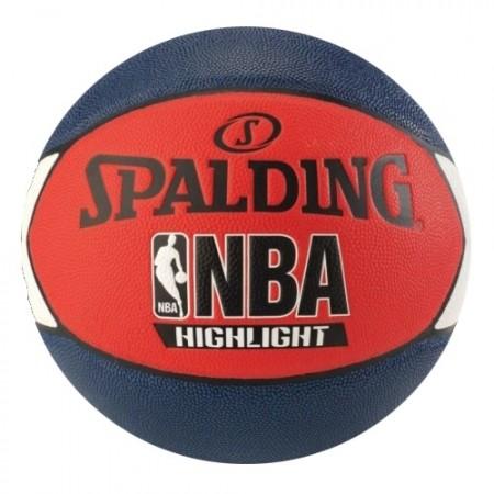 Basketbalový míč - Spalding NBA Graffiti