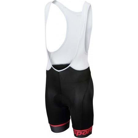 Sportful TOUR KID BIBSHORT - Spodenki rowerowe z szelkami dziecięce