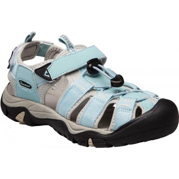 Crossroad MAGAR/II-W7 modrá 39 - Dámské sandály