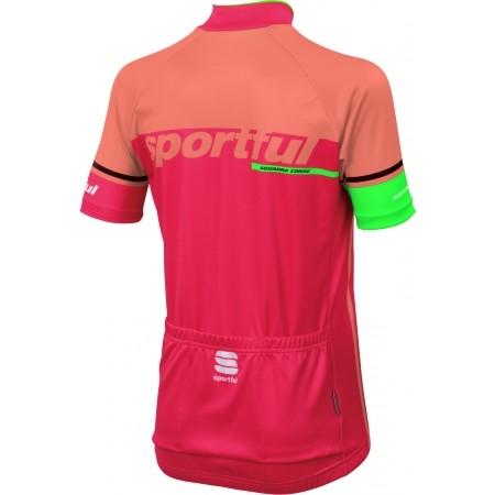 Koszulka rowerowa dziecięca - Sportful SC TEAM KID JERSEY - 2