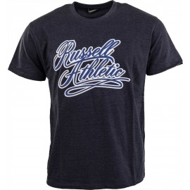 Russell Athletic CREW NECK TEE WITH GRAPHIC PRINT - Men's T-shirt