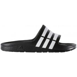 adidas DURAMO SLIDE K - Dětské pantofle